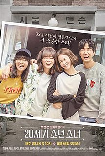 South Korean television series