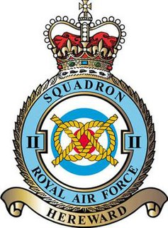 No. 2 Squadron RAF Flying squadron of the Royal Air Force