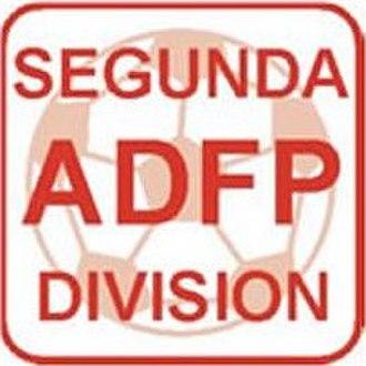 Peruvian Segunda División - Image: ADFP Segunda Division