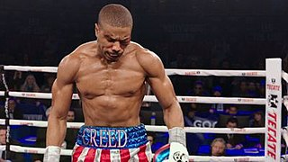Adonis Creed Fictional boxer from the Creed films
