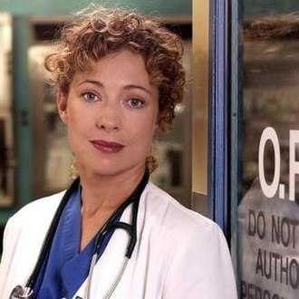 Elizabeth Corday - Image: Alex Kingston as Elizabeth Corday