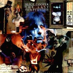 The Last Temptation (Alice Cooper album) - Image: Alice Cooper The Last Temptation