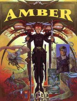 Amber Diceless Roleplaying Game - Image: Amber DRPG