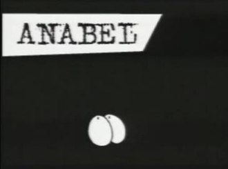 Anabel (Brazilian TV series) - Image: Anabel animated series brasilian
