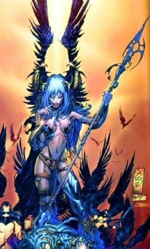 Angelus (comics) - Image: Angelus 3