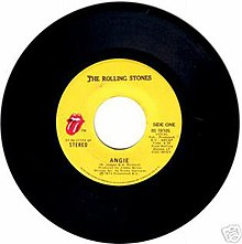 The Rolling Stones — Angie (studio acapella)