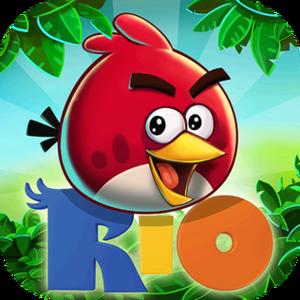 Angry Birds Rio - Angry Birds Rio logo