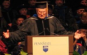 Arden L. Bement Jr. - Bement speaking at Penn State in 2005