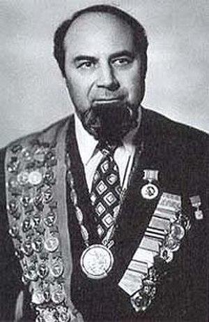 Arkady Vorobyov - Image: Arkady Vorobyov