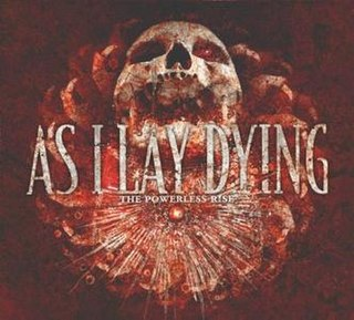 <i>The Powerless Rise</i> 2010 studio album by As I Lay Dying