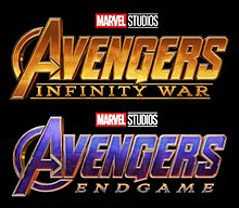 Production Of Avengers Infinity War And Avengers Endgame Wikipedia