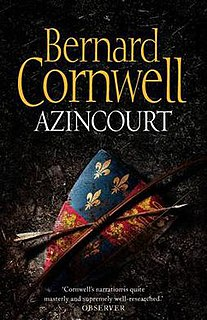novel by Bernard Cornwell