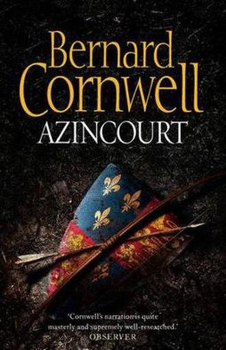Azincourt (novel) - First edition