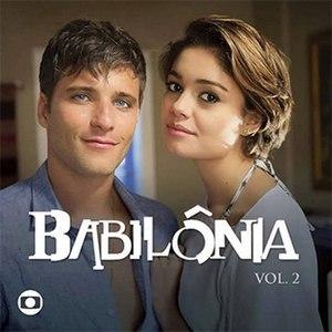 Babilônia (telenovela) - Image: Babilônia Vol, 2