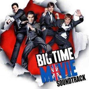 Big Time Movie Soundtrack - Image: Big Time Movie Soundtrack EP
