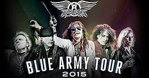 Blue Army Tour - Image: Blue Army Tour
