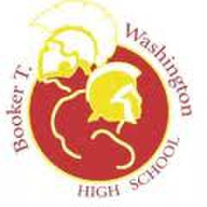 Booker T. Washington High School (Norfolk, Virginia) - Image: Booker T logo Norfolk