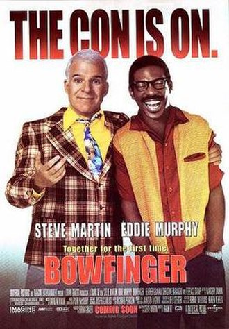 Bowfinger - Theatrical release poster