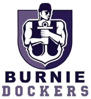 Burnie Dockers Football Club - Image: Burnie dockers logo