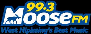 CFSF-FM - Image: CFSF 99.3Moose FM logo