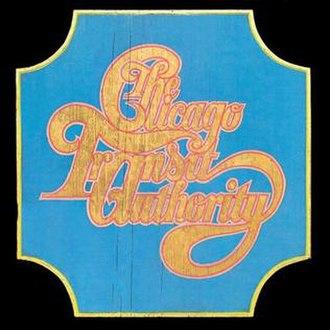 Chicago Transit Authority (album) - Image: CTA album