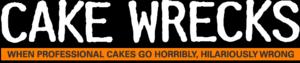Cake Wrecks - Image: Cake Wrecks header