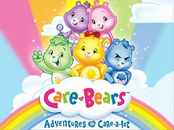 picture relating to Care Bear Belly Badges Printable identify Treatment Bears: Adventures inside Treatment-a-whole lot - Wikipedia