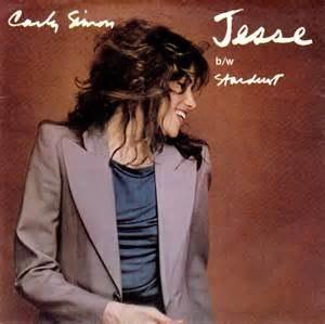 Jesse (Carly Simon song) - Image: Carlysimonjessesingl e