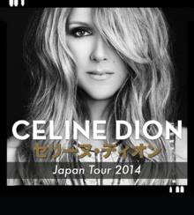 Celine Dion Tour Europeen  Villes Et Dates