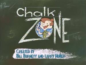 ChalkZone - Image: Chalk Zone Title