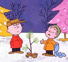 tree the charlie brown christmas treeedit