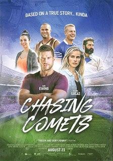 <i>Chasing Comets</i> 2018 film