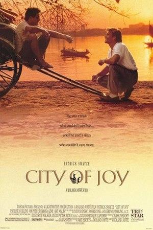 City of Joy (film) - Movie Poster