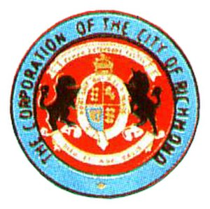 City of Richmond - Image: City of Richmond Logo
