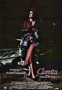 <i>Claretta</i> 1984 film by Pasquale Squitieri