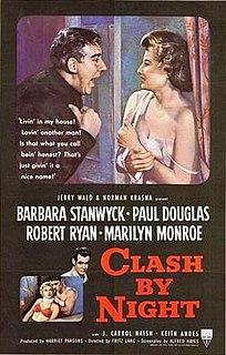 <i>Clash by Night</i> 1952 film