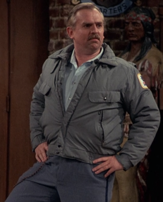 """Cliff Clavin - from """"Please Mr. Postman"""" (episode 158, 1989)"""