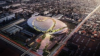 Inglewood Basketball and Entertainment Center Proposed NBA Arena