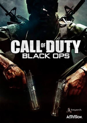 Call of Duty: Black Ops - Image: Co D Black Ops cover