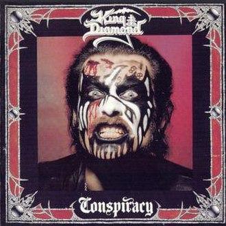 Conspiracy (King Diamond album) - Image: Conspiracy King Diamond