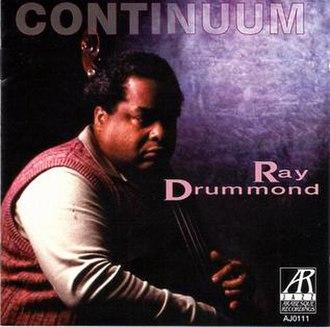 Continuum (Ray Drummond album) - Image: Continuum (Ray Drummond album)