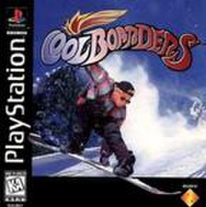 Cool Boarders - Image: Cool Boarders 1cover