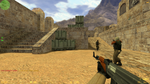 Counter-Strike (video game) - Image: Counter Strike screenshot