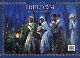 <i>Freedom: The Underground Railroad</i>