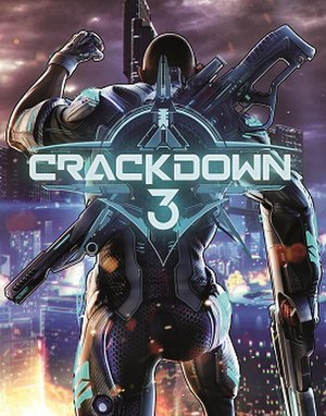 Crackdown 3 - Image: Crackdown 3 cover