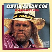 David Allan Coe - 17 Greatest Hits.jpg