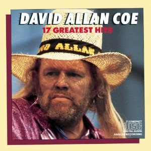 17 Greatest Hits - Image: David Allan Coe 17 Greatest Hits