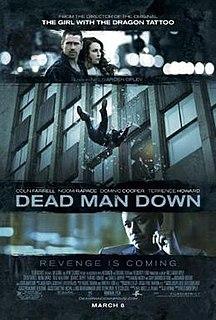 <i>Dead Man Down</i> 2013 American film
