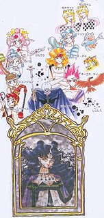 Dead Moon Circus Group of fictional antagonists in the Sailor Moon franchise