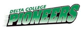 Delta College (Michigan) - Image: Delta college web logo